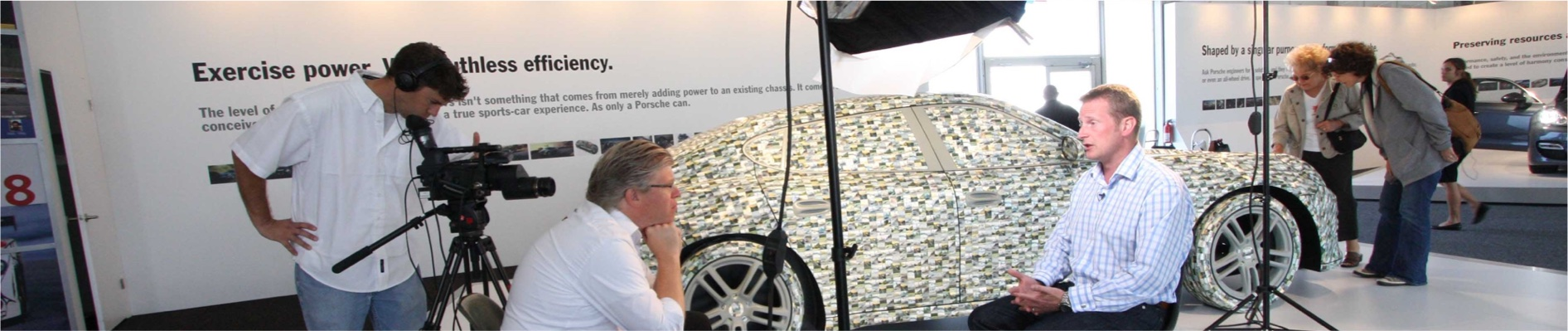 Porsche Video Shoot Monterey